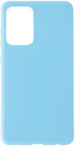 Чехол-накладка для Samsung Galaxy A52, голубой, Redline фото