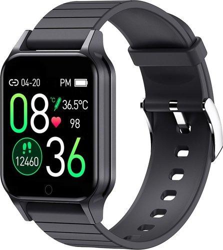 Умные часы Bakeey T96, черный фото