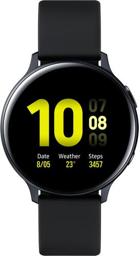 Умные часы Samsung Galaxy Watch Active 2 Aluminium 44мм, черные фото