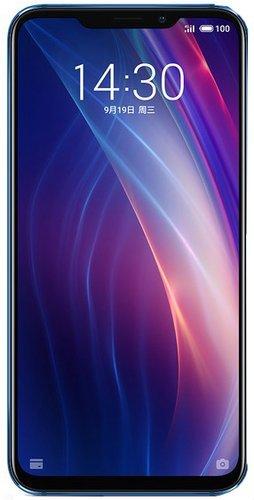 Смартфон Meizu X8 4/64GB Синий Global Version фото