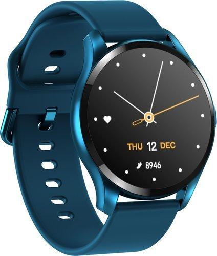Умные часы Bakeey T88, синий фото