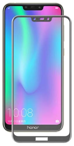 Защитное стекло для Huawei Honor 8C Full Screen Full Glue черный , Redline фото