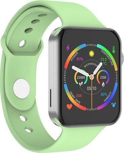 """Умные часы Bakeey Migo 1.54"""", зеленый фото"""