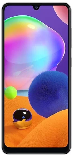 Смартфон Samsung (A315F) Galaxy A31 128Gb Белый фото