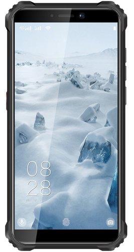 Смартфон Oukitel WP5 4/32Gb Черно-оранжевый фото