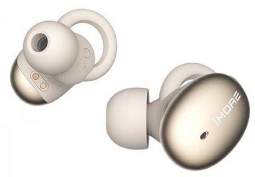 Наушники 1MORE Stylish True Wireless In-Ear Headphones, золотой фото