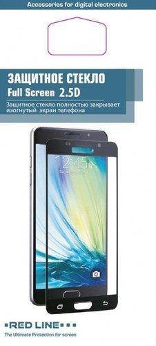 Защитное стекло для Samsung Galaxy A10 Full Screen Full Glue черный, Redline фото