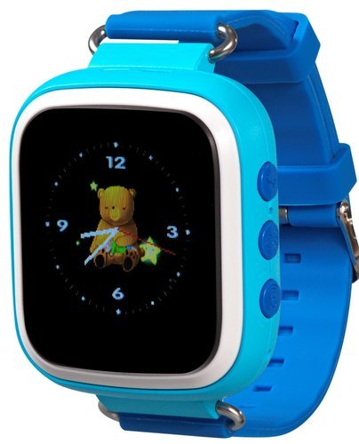Детские умные часы Prolike PLSW523BL, голубые фото