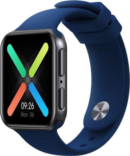 Умные часы Allcall Awatch Gta, синий фото
