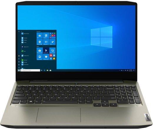 "Ноутбук Lenovo IdeaPad Creator 5 15IMH05 (I7 10750H 2600MHz/15.6""/1920x1080/16GB/512GB SSD/DVD нет/GTX 1650Ti 4GB/Wi-Fi/Bl//Win 10 Home) фото"
