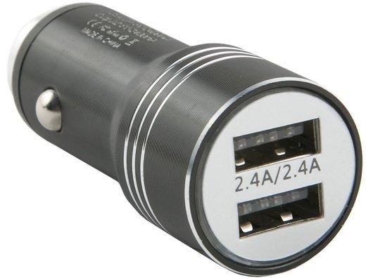 АЗУ 2 USB Tech 2 (модель AC-5), 2.4А черный, Redline фото