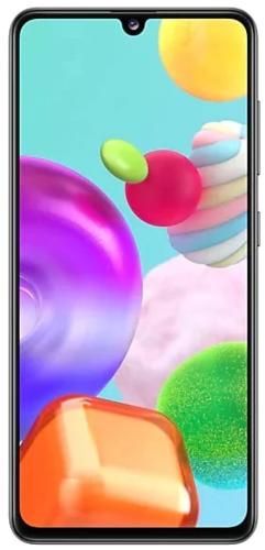 Смартфон Samsung (A415F) Galaxy A41 64Gb Черный фото