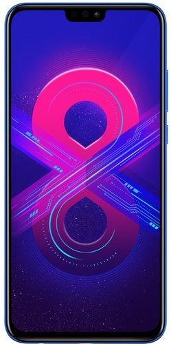 Смартфон Huawei Honor 8X 4/64Gb JSN-L22 Blue (Синий) фото