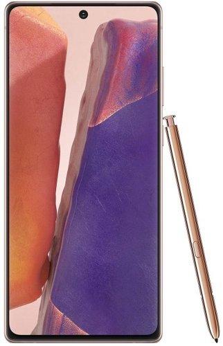 Смартфон Samsung Galaxy Note 20 8/256GB (SM-N980F) Бронзовый фото