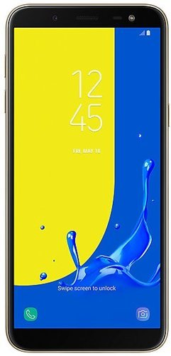 Смартфон Samsung (J600F) Galaxy J6 (2018) 32GB Золотистый фото