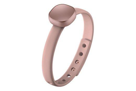 Умный браслет Samsung Charm, розовый фото