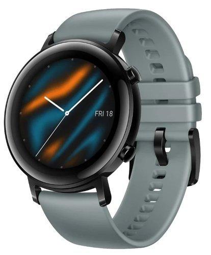 Умные часы Huawei Watch GT 2 Sport 42мм, серые фото