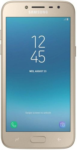 Смартфон Samsung (J250F) Galaxy J2 (2018) Золотистый фото