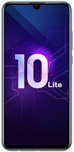 Смартфон Huawei Honor 10 Lite 3/32GB HRY-LX2 Sky Blue (Небесный голубой) фото