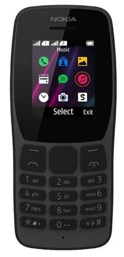 Мобильный телефон Nokia 110 Dual Sim (2019) Черный фото