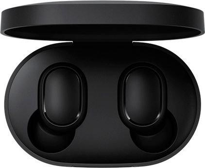 Наушники Xiaomi Redmi AirDots, черный фото