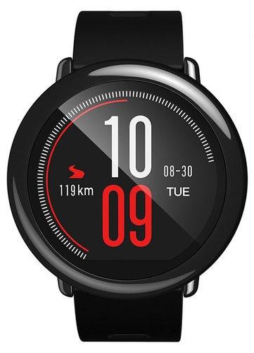 Умные часы Xiaomi Huami Amazfit Pace, черные фото