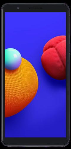 Смартфон Samsung (A013F) Galaxy A01 Core Красный фото