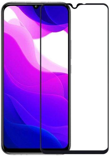 Защитное стекло для Xiaomi Mi10 Lite Full Screen + Full Glue черный, Redline фото
