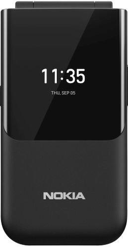 Мобильный телефон Nokia 2720 Flip Dual Sim Черный фото