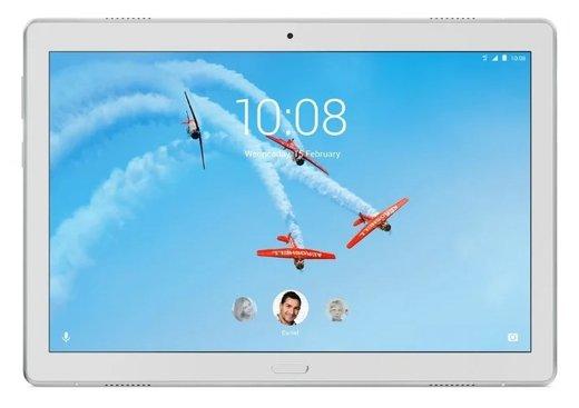 Планшет Lenovo Tab P10 TB-X705L 64GB LTE Белый фото