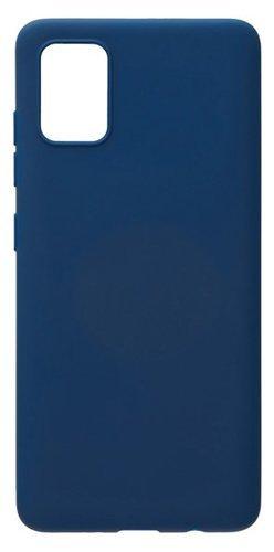 Чехол для смартфона Samsung Galaxy A51 Silicone Ultimate (синий), Redline фото