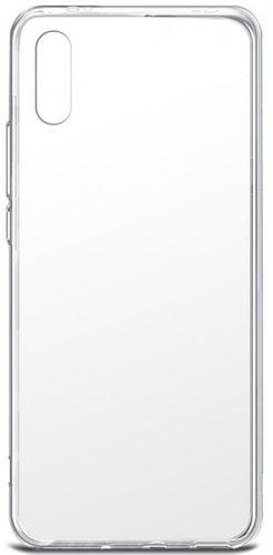 Чехол для смартфона Xiaomi Redmi 9A силиконовый прозрачный, Borasco фото