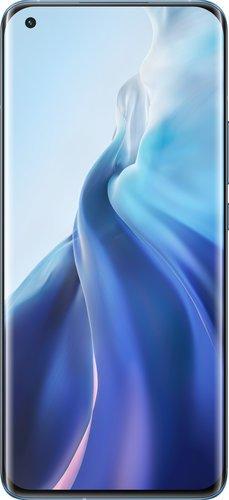 Смартфон Xiaomi Mi 11 8/256Gb Blue (Голубой) Global Version фото