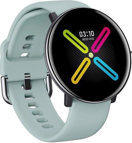 Умные часы Bakeey DM118, серый фото