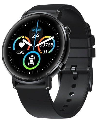 """Умные часы Zeblaze GTR 1.3"""" с сенсорным экраном, черный фото"""