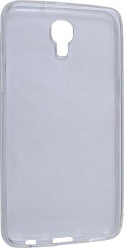 Чехол для смартфона LG K500DS (X View) Silicone iBox Crystal (прозрачный), Redline фото