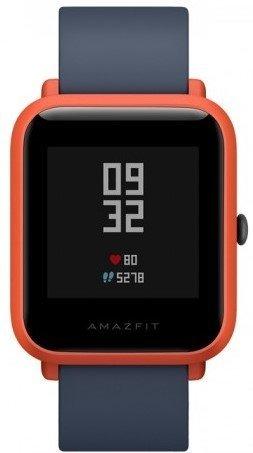 Умные часы Xiaomi Amazfit Bip, оранжевые фото