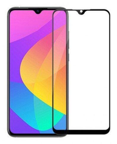 Защитное стекло для Xiaomi Mi A3 Full Screen Full Glue черный, Redline фото