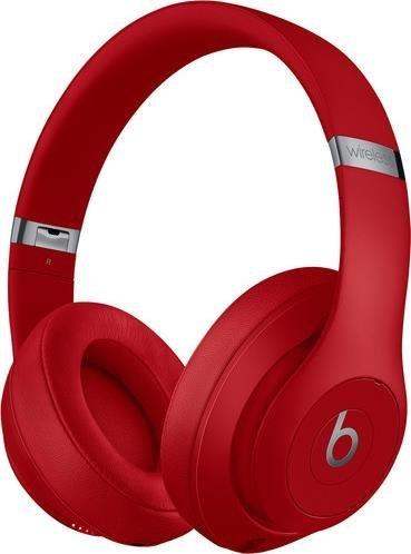 Наушники Beats Studio 3, красный фото