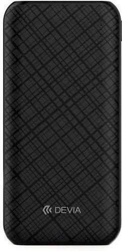 Внешний аккумулятор Devia Guardian Power Bank 20000 mah, черный фото
