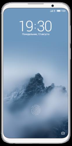 Смартфон Meizu 16 th 6/64GB Белый фото