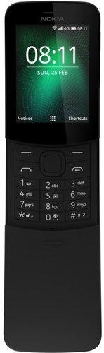 Мобильный телефон Nokia 8110 4G Черный фото