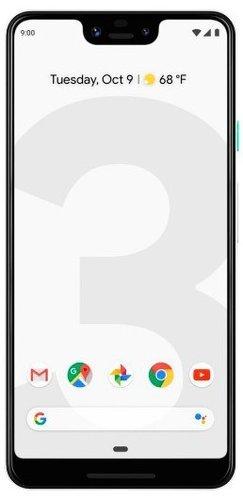 Смартфон Google Pixel 3 XL 64Gb White (Белый) фото