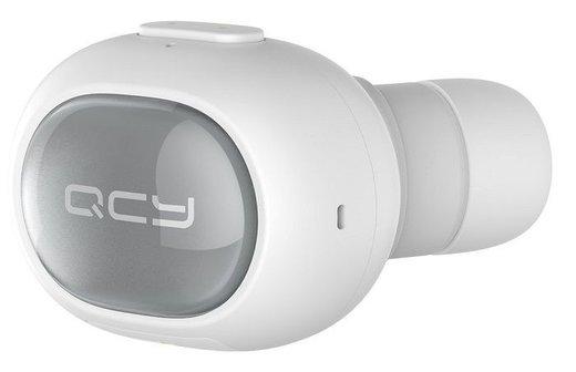 Гарнитура Xiaomi Bluetooth QCY mini Q26 белый фото