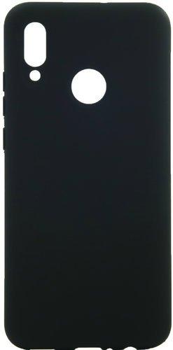 Чехол-накладка Hard Case для Samsung (A405) Galaxy A40 черный, Borasco фото