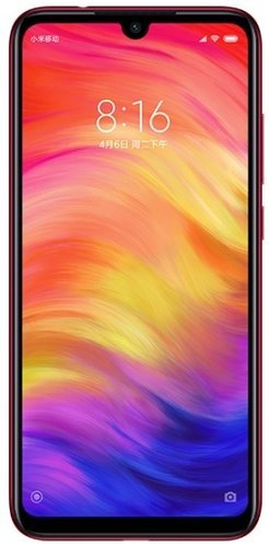Смартфон Xiaomi Redmi Note 7 4/64GB Red (Красный) Global Version фото
