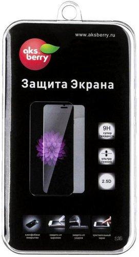 Защитное стекло для Meizu U20 Full Screen Glass черный, Aksberry фото