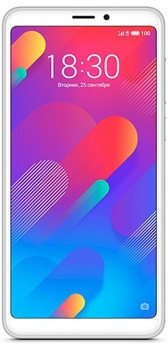 Смартфон Meizu M8 Lite 3/32GB White (Белый) EU фото