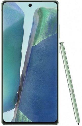 Смартфон Samsung Galaxy Note 20 8/256GB (SM-N980F) Мятный фото
