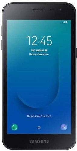 Смартфон Samsung (J260F) Galaxy J2 Core Черный фото